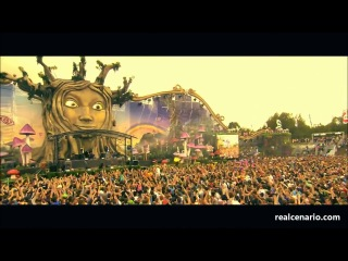 TomorrowLand - 2012
